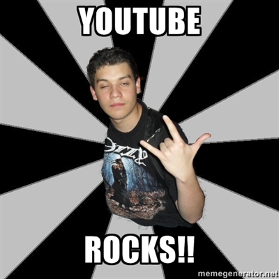 YOUTUBE ROCKS_10366686