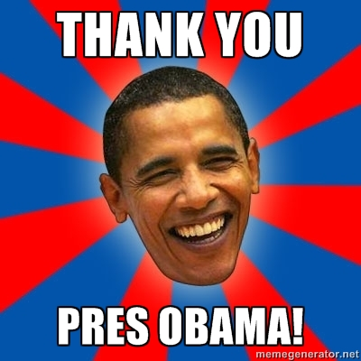 THANK YOU PRES OBAMA!_19815098