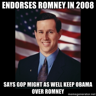 Endorses Romney In 2008 Says GOP Might As Well Keep Obama Over Romney_16939556